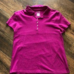 St. John. Bay polo shirt
